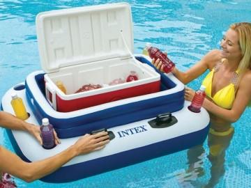 Mega Chill II Floating Cooler