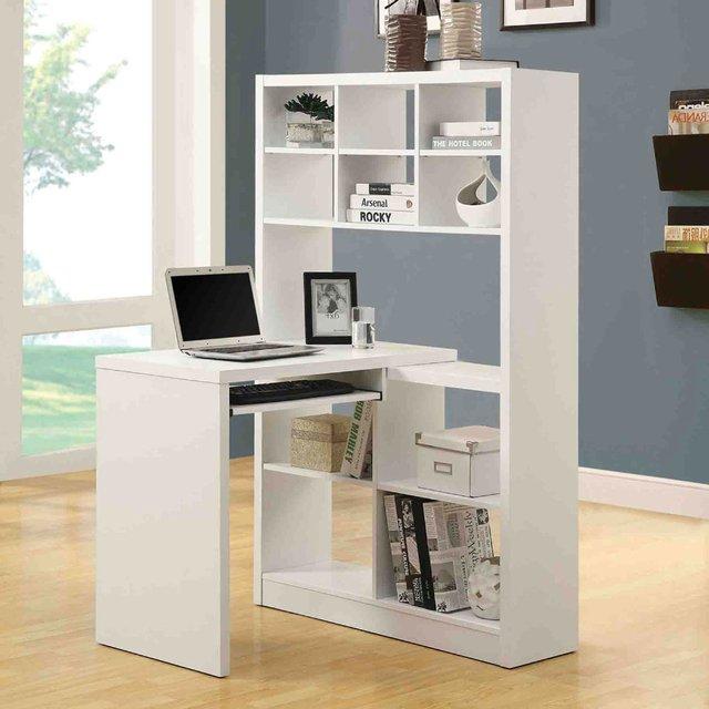 Monarch Corner Desk