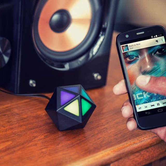 Moto Stream Bluetooth Speaker Adapter