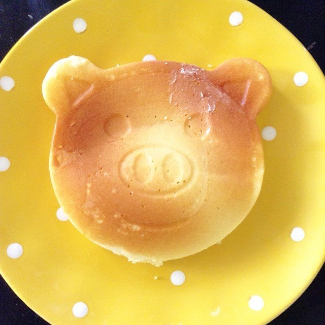 Pig Pancake Pan