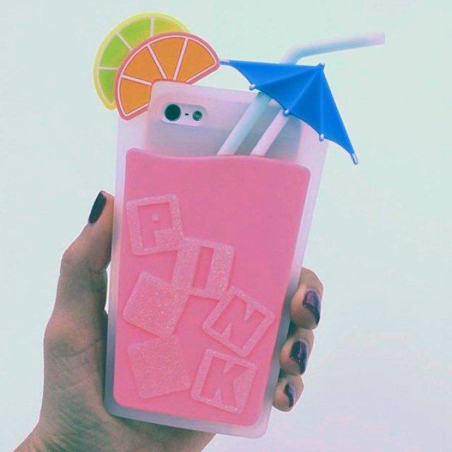 Pink Drink Case