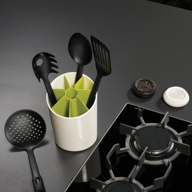 Segment Utensil Holder by Joseph Joseph