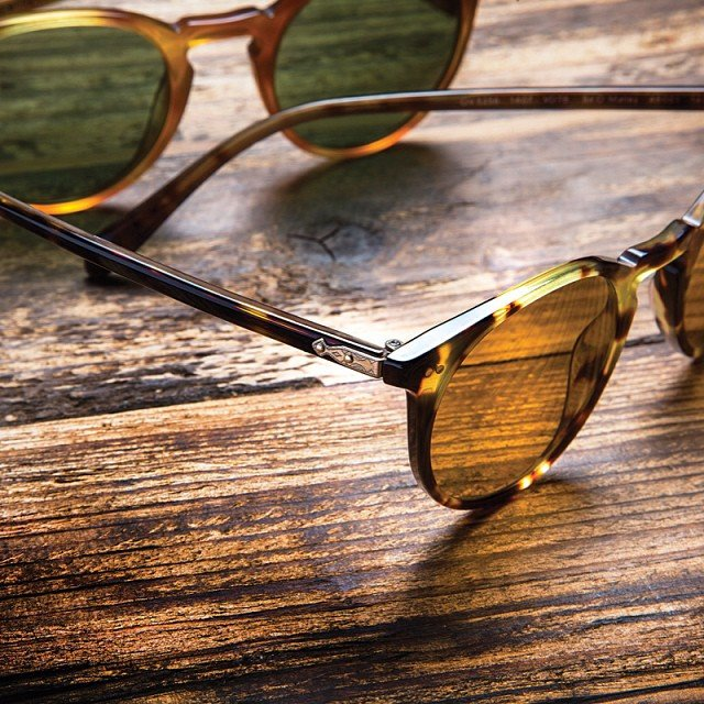 Sir Finley Sunglasses by Oliver Peoples