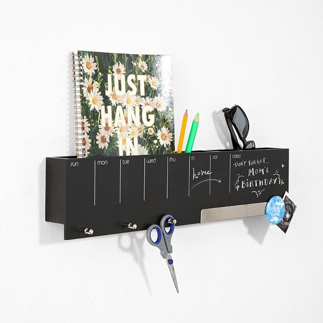 Sort It Out! Chalkboard Wall Caddy