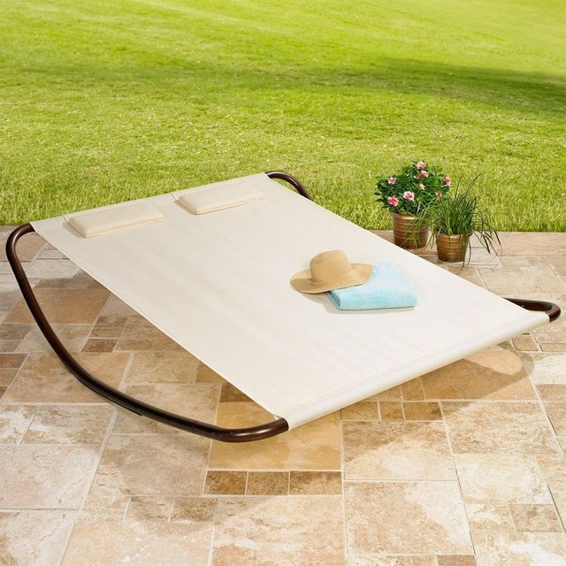 Tanning Lounger
