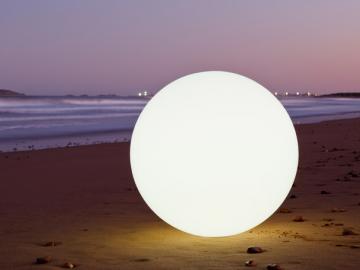 Waterproof LED Globe by Smart & Green