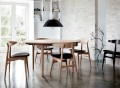 Wegner Style Wooden Dining Chair