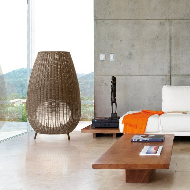 Amphora Floor Lamp
