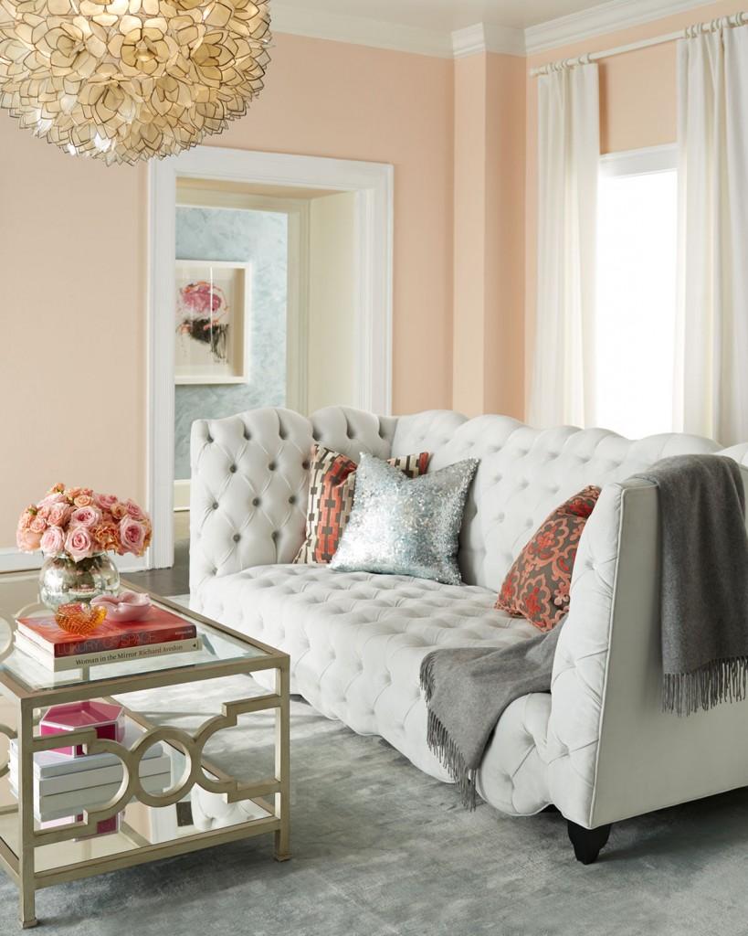 Arabella Sofa by Haute House