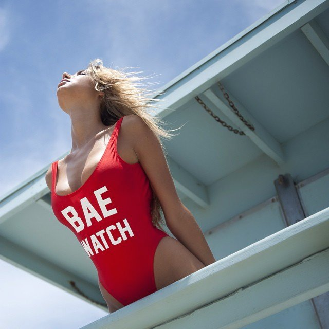 BAE Watch Swimsuit by Private Party