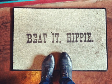 Beat It, Hippie Doormat