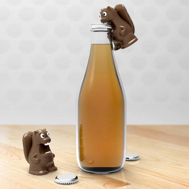 Beaver Bottle Opener