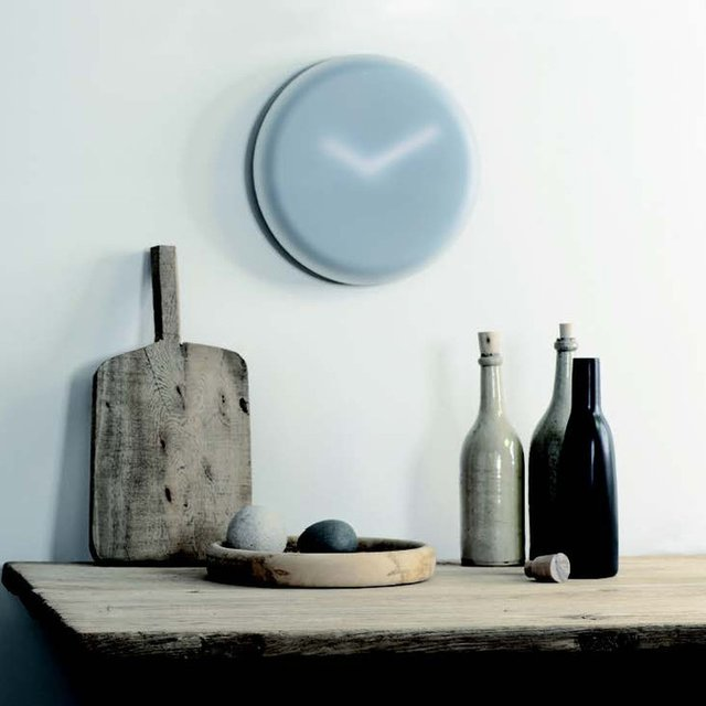 Hazy Clock by LEFF