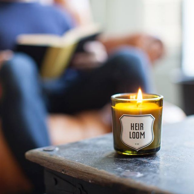 Heirloom Candle