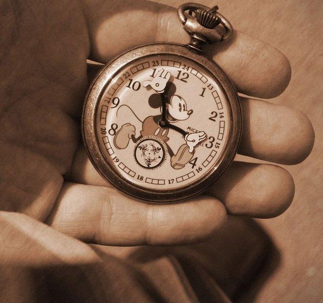Ingersoll 1933 Disney Tribute Pocket Watch