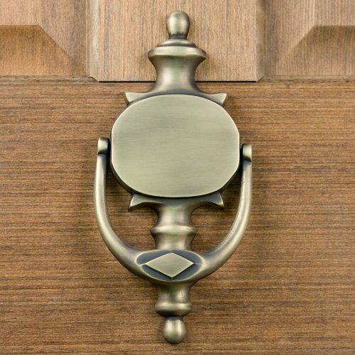 Large Plate Door Knocker