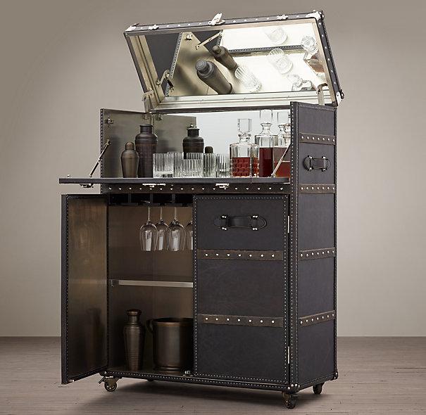 Mayfair Bar Cart