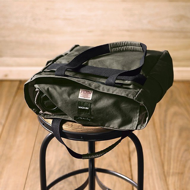 McCurry Tote by Filson
