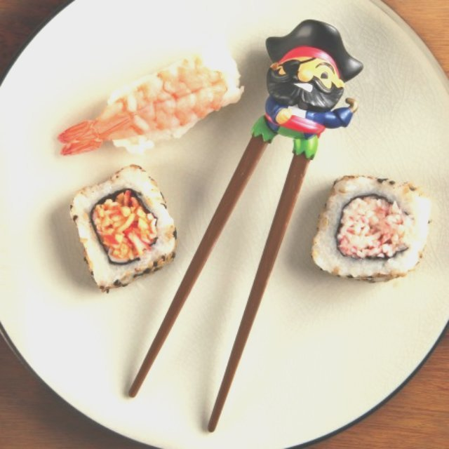 Peg Leg Pirate Chopsticks
