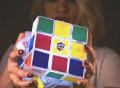 Playable Rubik's Cube Light