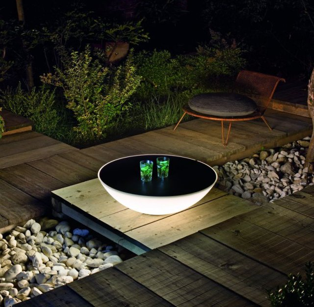 Solar Outdoor Floor Lamp