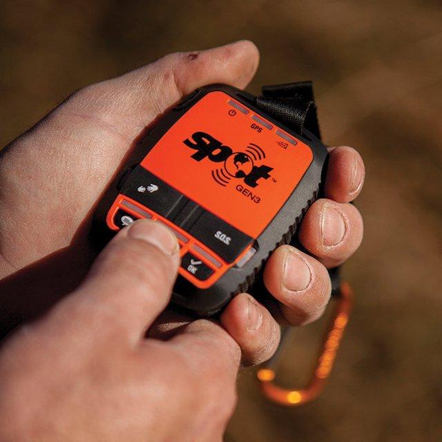 SPOT Gen3 GPS Satellite Tracker & Messenger