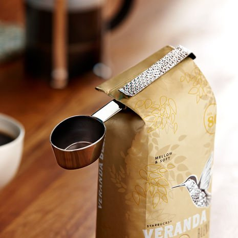 Starbucks Coffee Scoop Clip