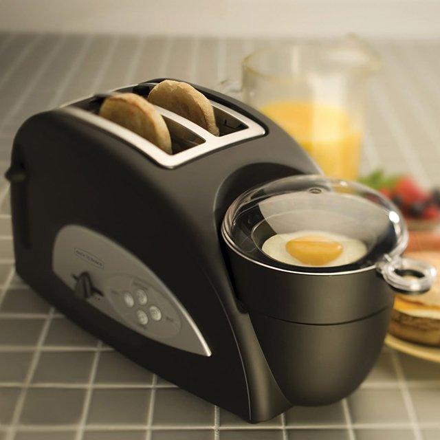Toaster & Egg Poacher