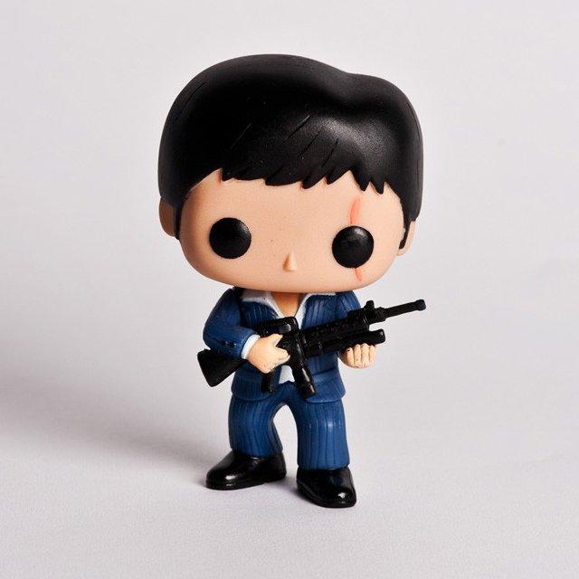 Tony Montana Figure