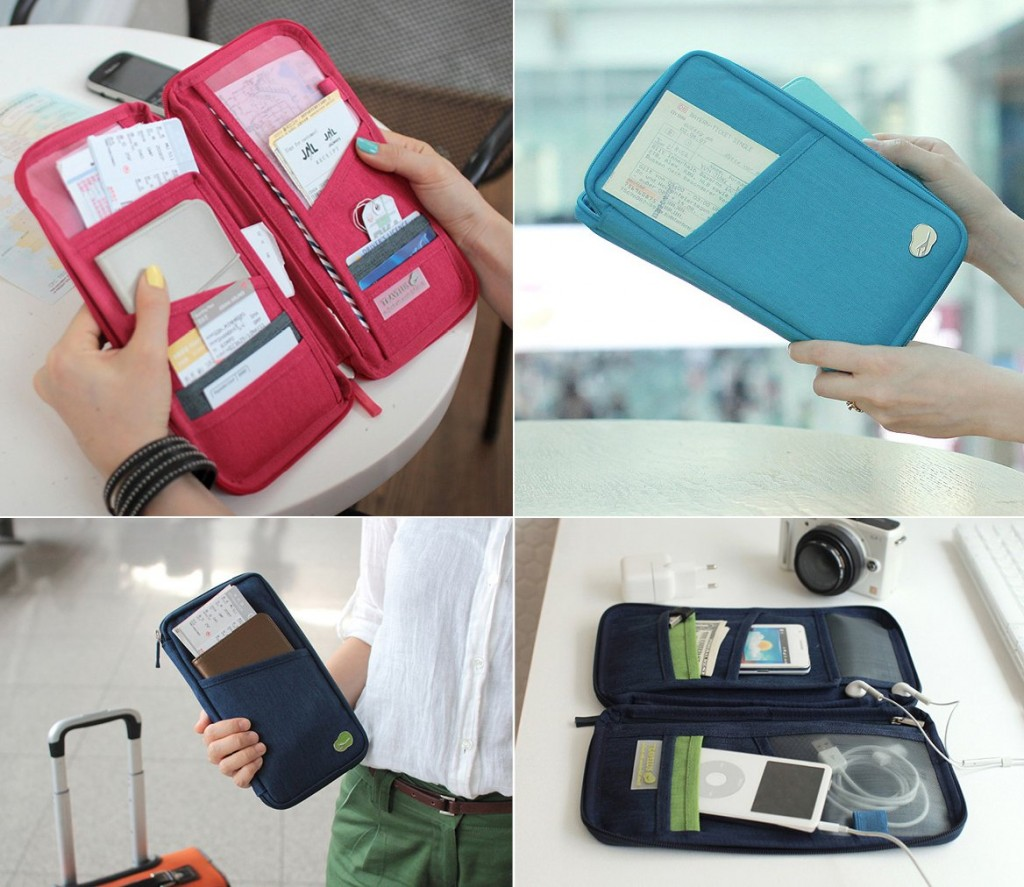 Travelus Handy Organizer Wallet