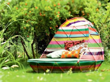Tropicalia Daybed by Moroso