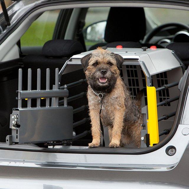 Variocage Crash Tested Dog Cage