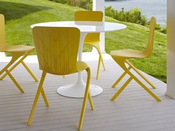 Washington Skin Nylon Chair