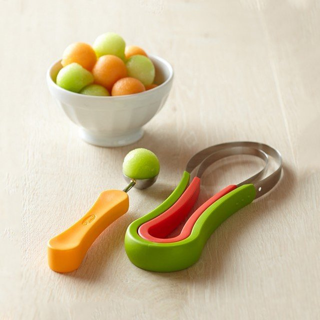Chef'n Scoop Troop Melon Baller