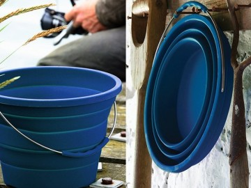Collapsible Bucket by Infusion Living