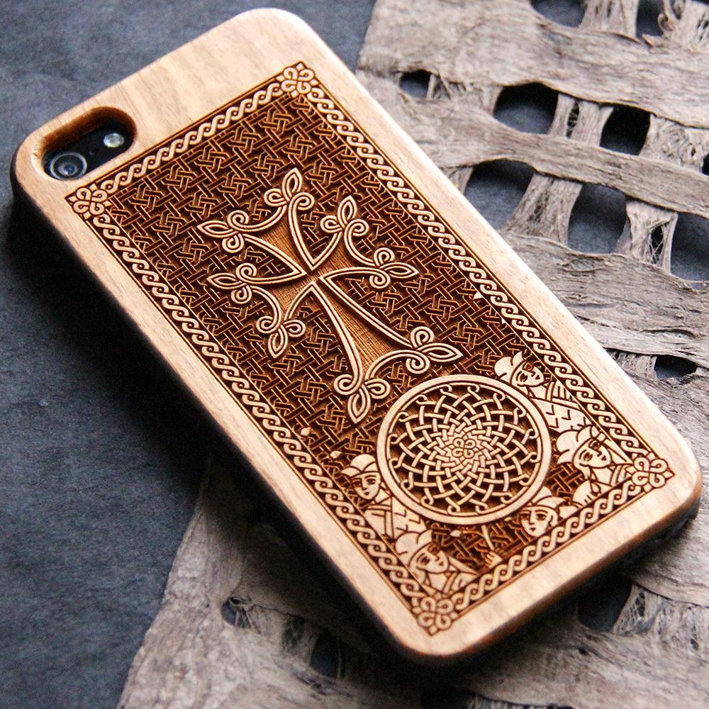 Gndevank Cross-Stone iPhone 5
