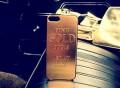 Gold Brick iPhone 5 Case by Sprayground