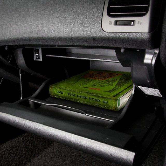 In-Car-Nito Secret Book Storage