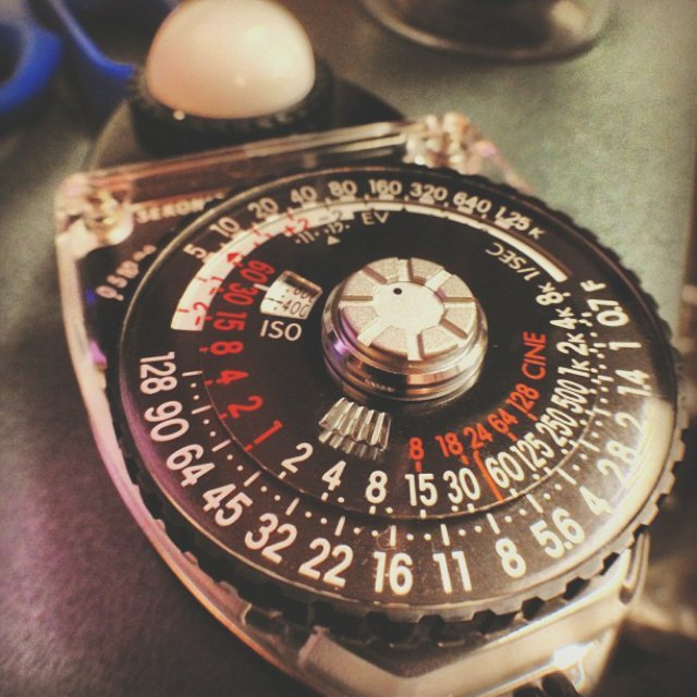 L-398A Camera Exposure Meter by Sekonic