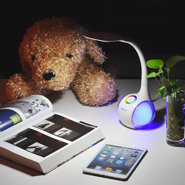 LED Multi-function Desk Lamp