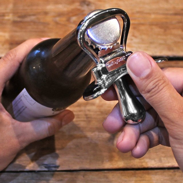 Pacifier Bottle Opener