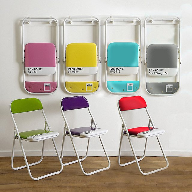 Pantone Chairs by Seletti
