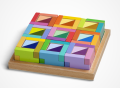 Prismania Wooden Blocks by Brinca Dada