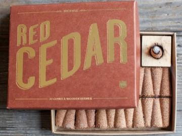 Red Cedar Incense by Izola