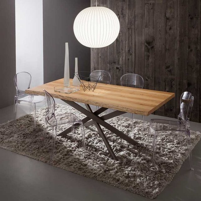 Renzo Oak Table