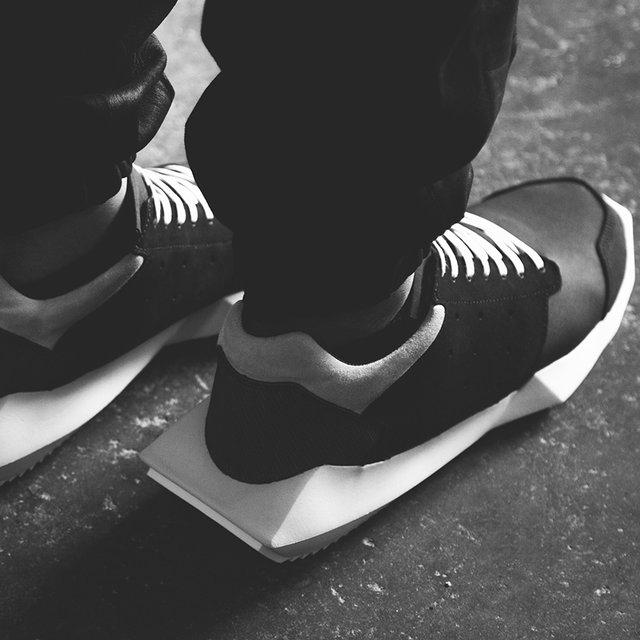 Tech Runner by Adidas x Rick Owens