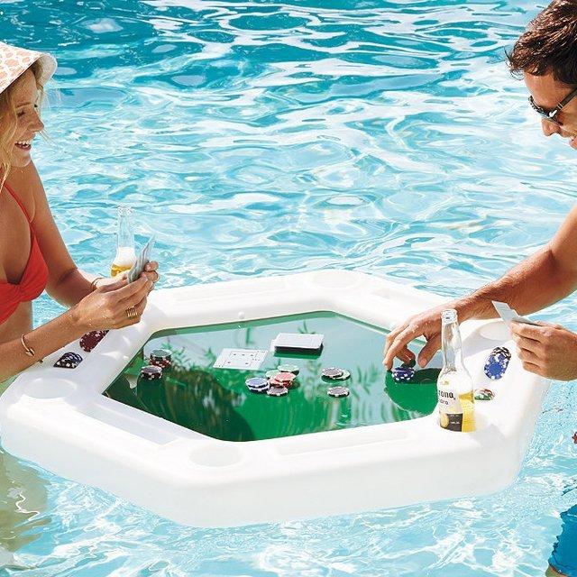 Texas Float'em Waterproof Poker Set