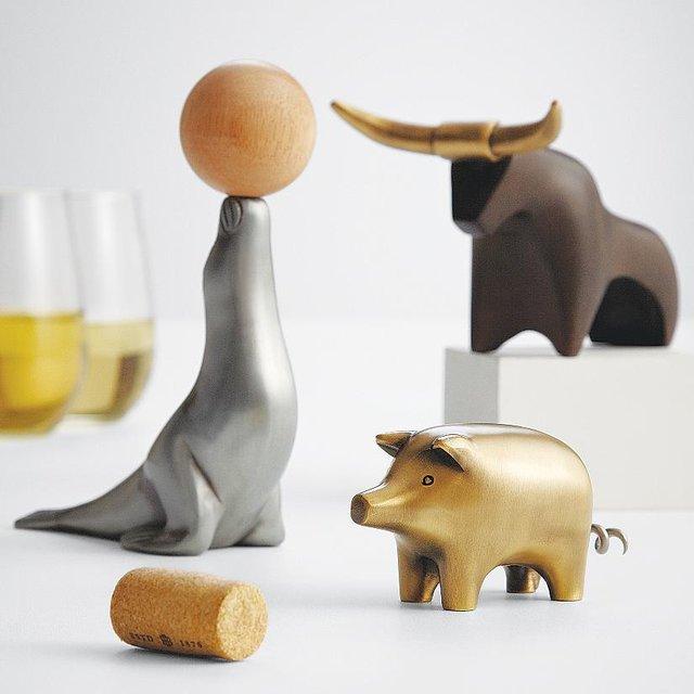 Whimsy Animal Wine Opener