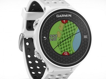 Approach S6 GPS Gold Watch b