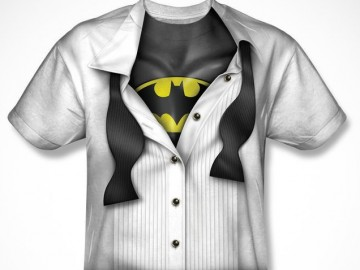 Batman Tux Reveal Tee